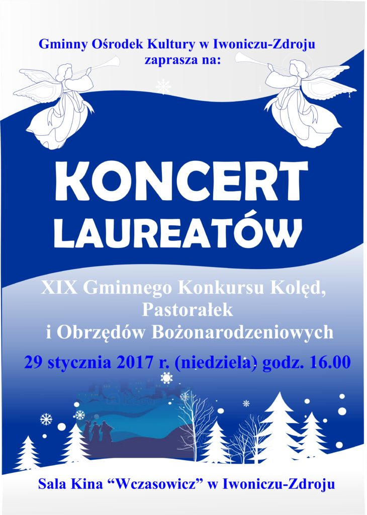 Koncert laureatów