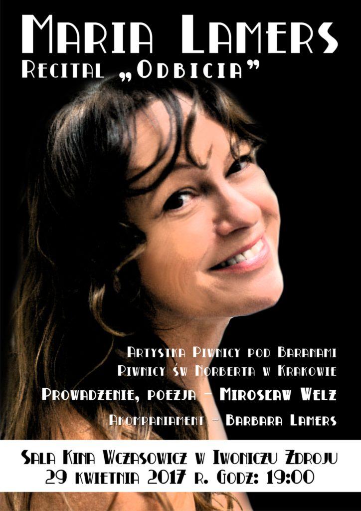 Recital Marii Lamers