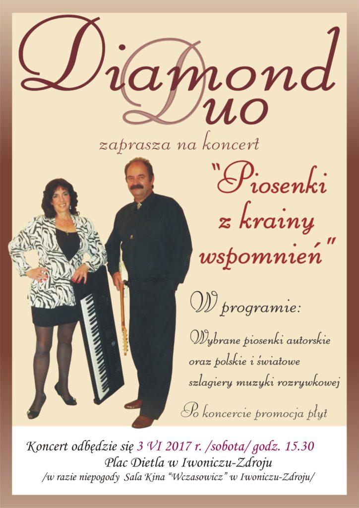 Koncert Diamond Duo