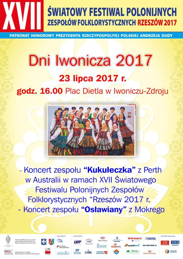 """Koncert zespołów """"Kukułeczka"""" i """"Osławiany"""""""
